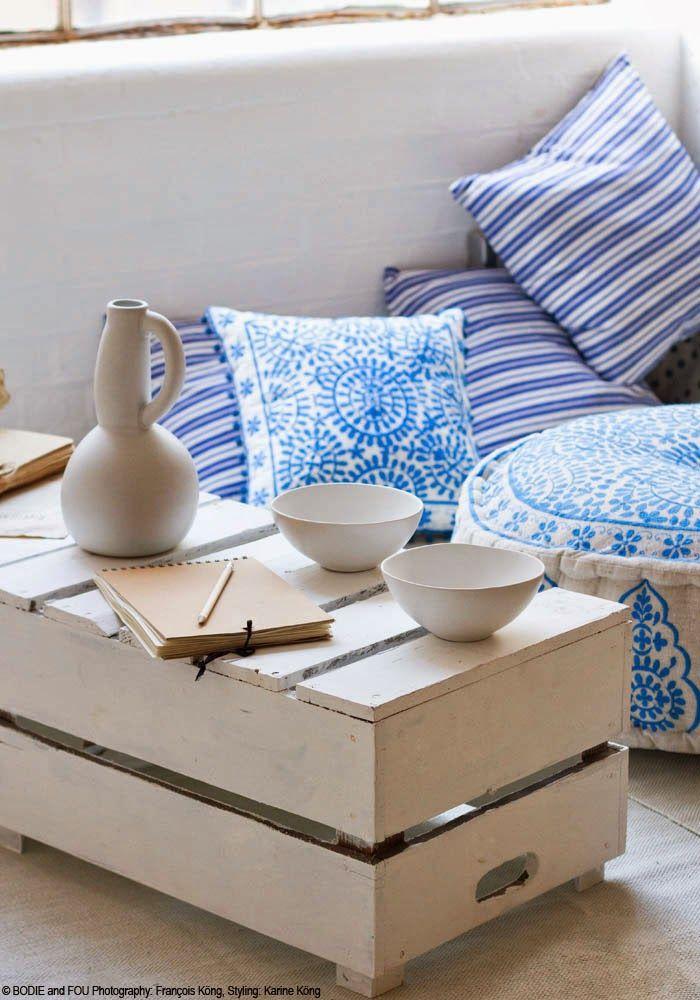 Summer Blue Inspiring Relaxing Effortlessly Chic