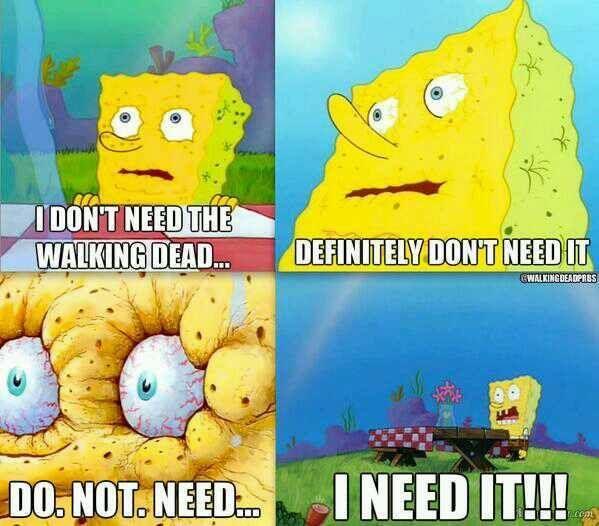 Spongebob i need it gif
