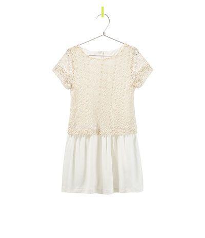 Flower girl dresses | Zara