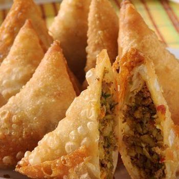 Beef Samosas | FOOD! LET'S EAT! | Pinterest