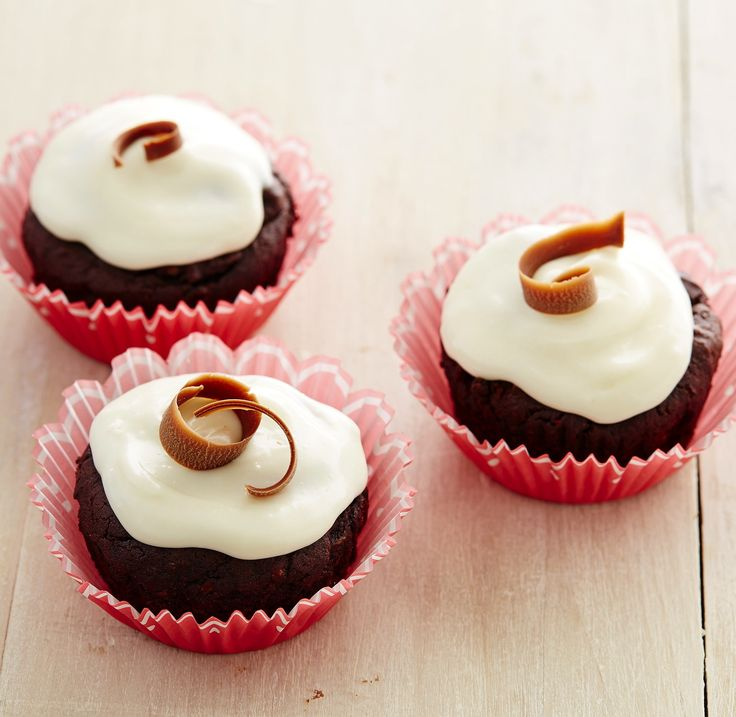 Gluten-Free Chocolate Cupcakes with Cream Cheese Icing | Recipe