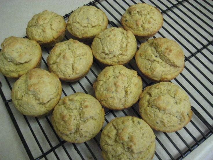 Peppered Corn Muffins (GF)