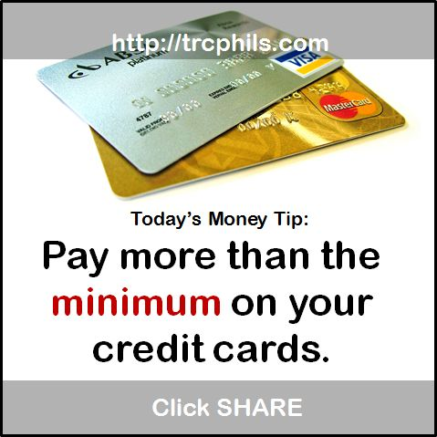 credit card minimum payment law