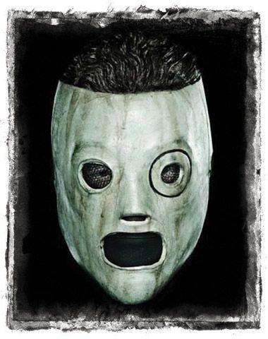 Slipknot Corey Mask | My Twisted Likes! | Pinterest