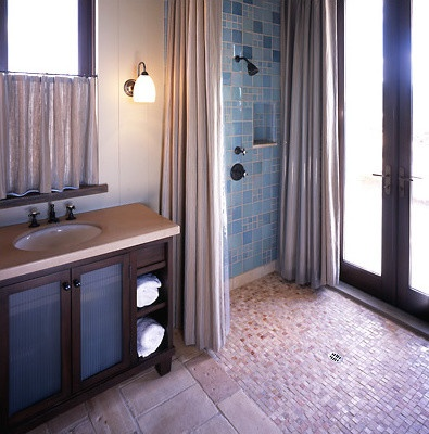 Traditional bathroom french doors just bathroom pinterest - Small french doors for bathroom ...