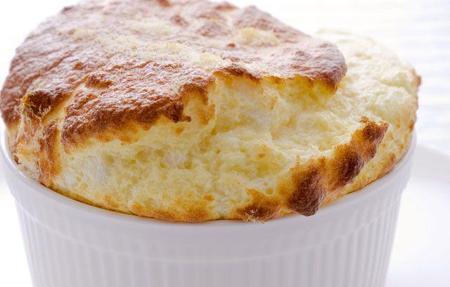 Cheese Soufflé. | Food Pleasures | Pinterest