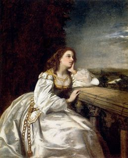 Juliet by William Powell Frith