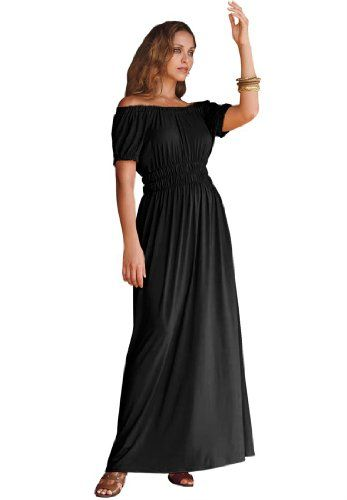 plus length v neck maxi attire