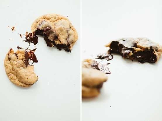 Caramel chocolate chunk cookies | Sunday Funday | Pinterest