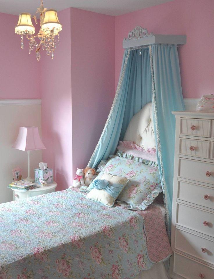 Big Girl Princess Room
