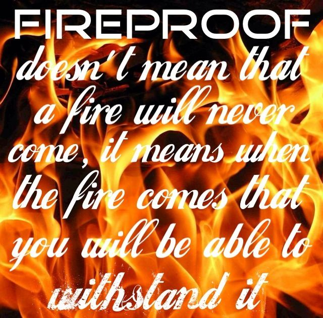 Fireproof - movie quote | [ℳovies & ℑV] | Pinterest