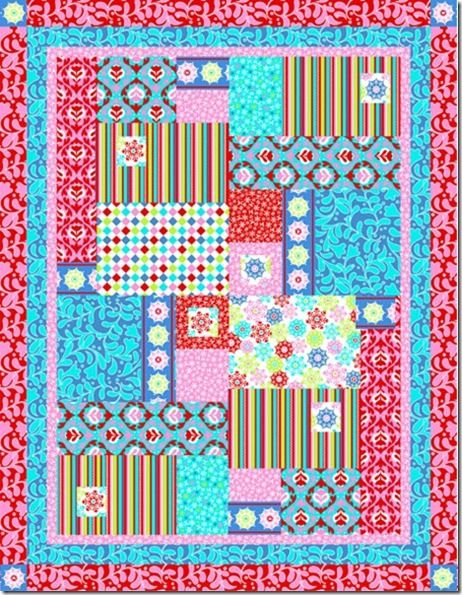 Twin Quilt Patterns Free : Pin by Auntie Clark on Modern Quilts Pinterest