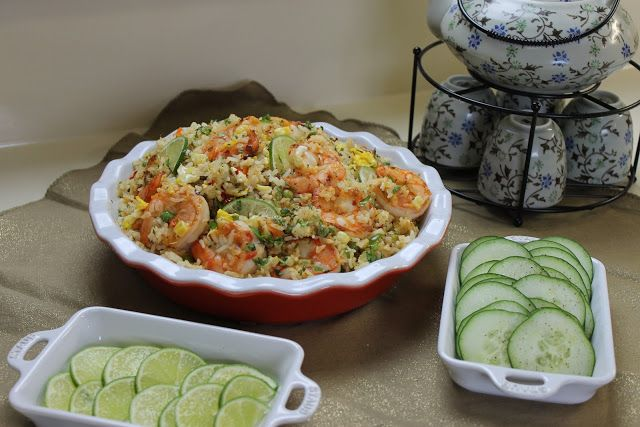 Thai Style Fried Rice | good food, good drinks | Pinterest