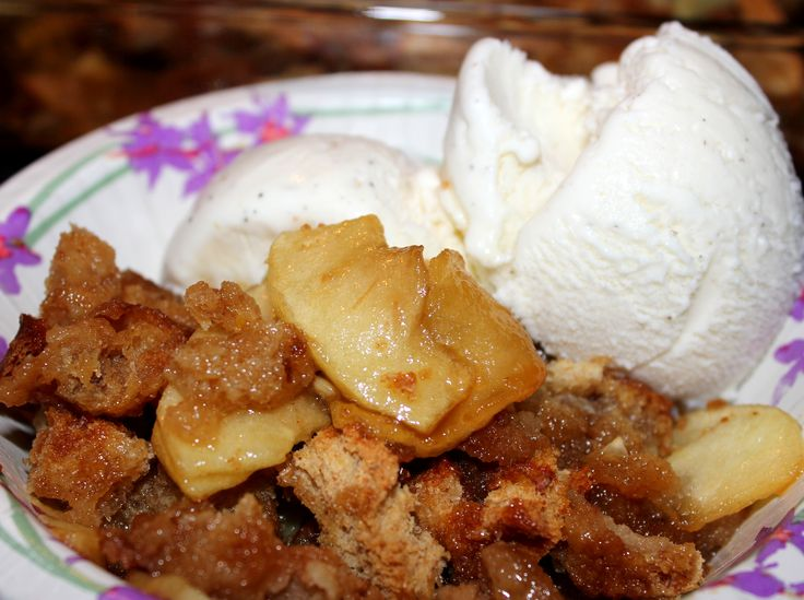 Apple Brown Betty Recipe — Dishmaps