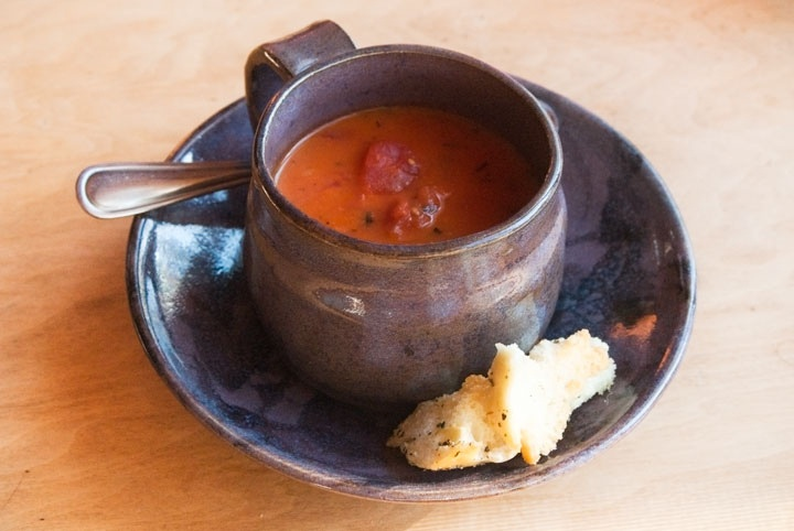 Chunky Tomato and Rosemary Soup | Soups | Pinterest