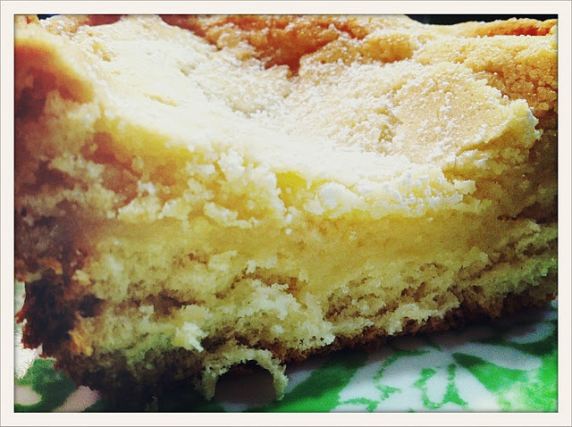 St. Louis gooey butter cake | Cakes! | Pinterest