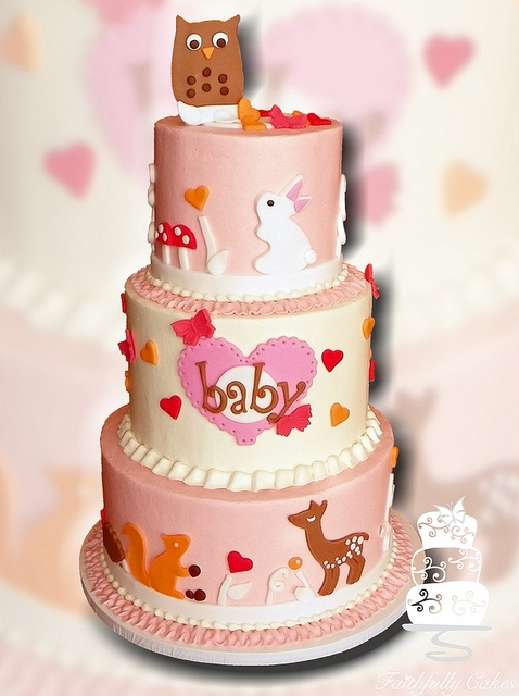 woodland wonder baby shower cake baby shower goodies pinterest