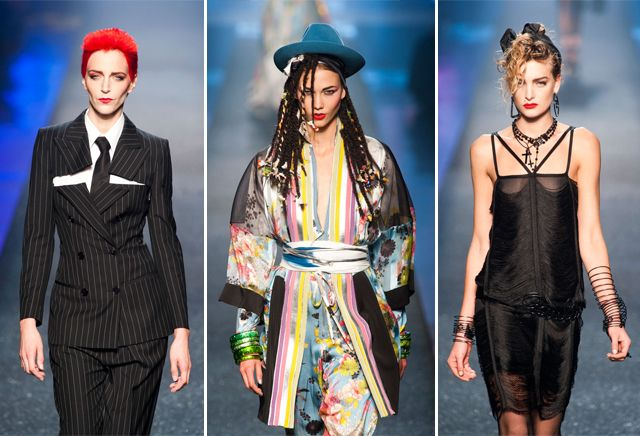 Can You Pick Out All The 80s Pop Icons From Jean Paul Gaultier 39 S Show