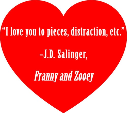 essays on franny and zooey J d salinger: influence on modern literature  authors and do not necessarily reflect the views of uk essays  found in salinger's novel franny and zooey.