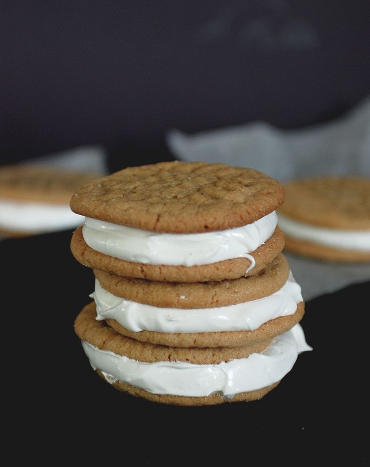 FLUFFERNUTTER COOKIES | Cook It! | Pinterest