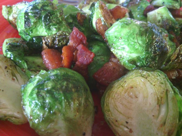 Bacon &amp Brussel Sprouts Recipe