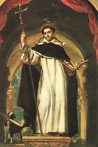 st dominic de guzman Download saint dominic stock photos  statue of st dominic in the convento de san esteban,  statues of st francis xavier, dominic of guzman and michael.
