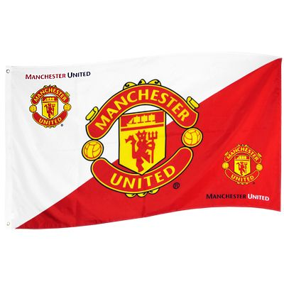 manchester united flag sports direct