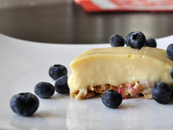 Lemon Ice Box Pie. - | YUM | Pinterest