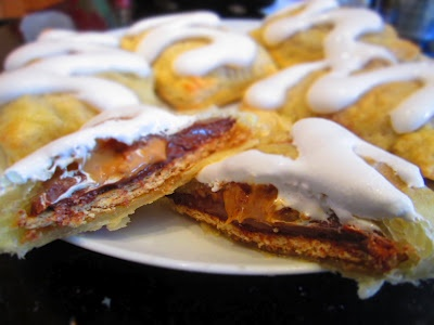 Peanut Butter S'mores Turnovers! | Desserts | Pinterest