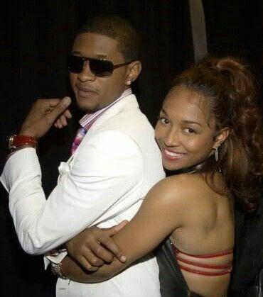 Usher 2003 Usher & Chilli 200...
