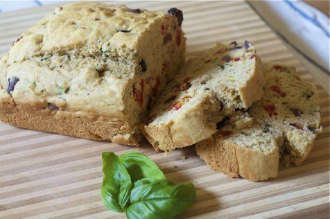 mediterranean olive bread | rather be baking | Pinterest