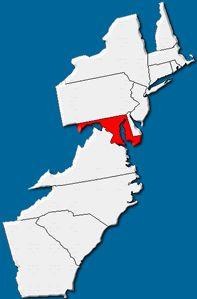 Description of Maryland | 2nd grade science | Pinterest
