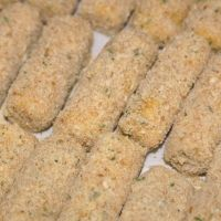 Home Fried Cheese Sticks Recipe   recipes with cheese   Pinterest