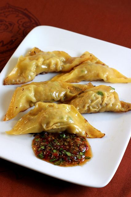 Chicken Pot Stickers Print this recipe Print this recipe Add to your ...