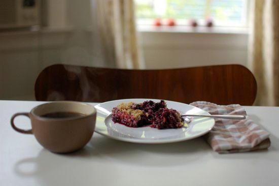 Crisp topping | Fruit | Pinterest