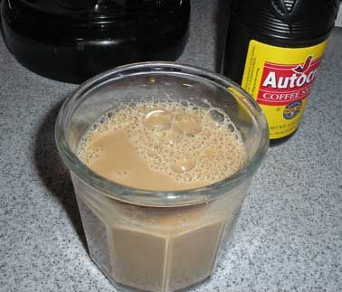 . Coffee milk is made with coffee syrup. In Rhode Island, coffee milk ...