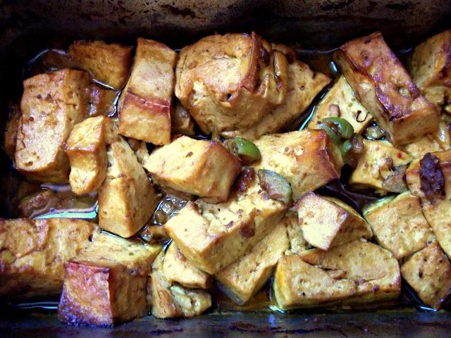 Roasted Tofu | good taste | Pinterest