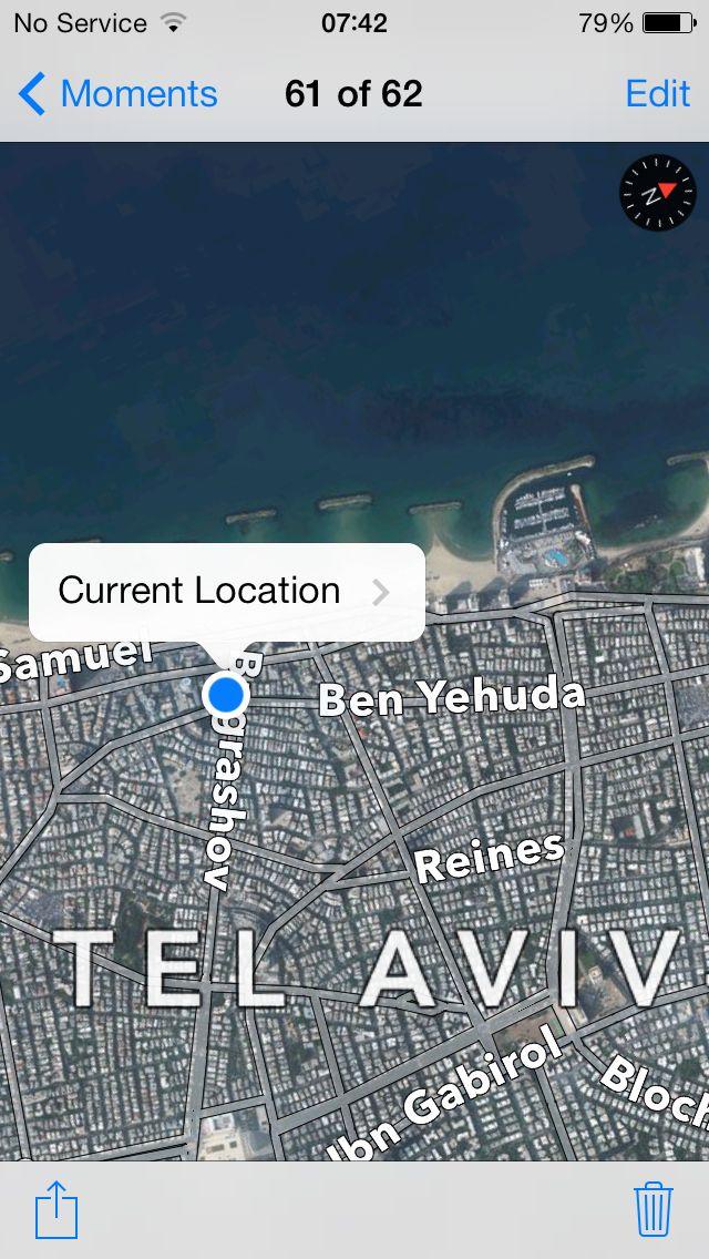 iphone location logging app