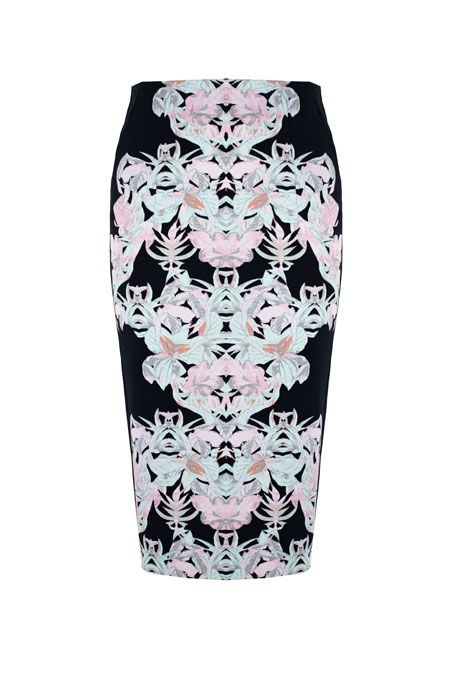 A sure to please pencil skirt.