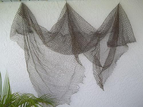 Decorative Nautical Fishing Net 5 X10 Beach Fish Decor