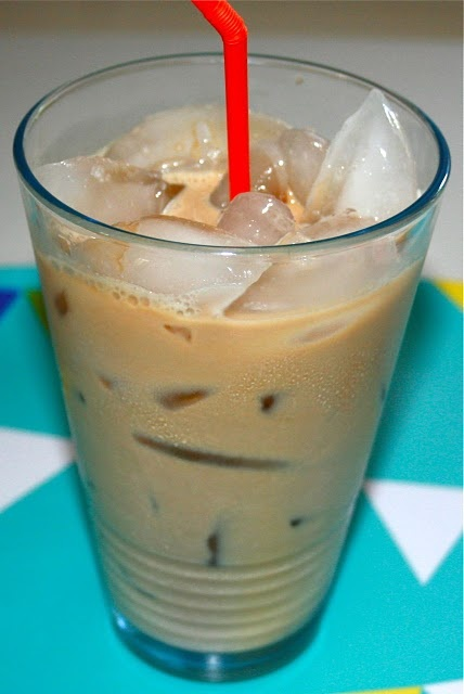 Cold Brewed Iced Coffee #recipe | drink it! | Pinterest