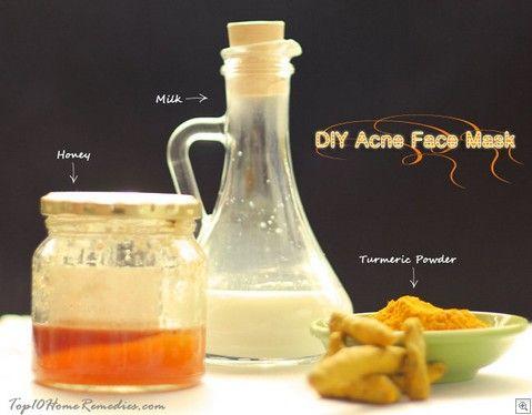 Top 3 DIY Homemade Acne Face Masks