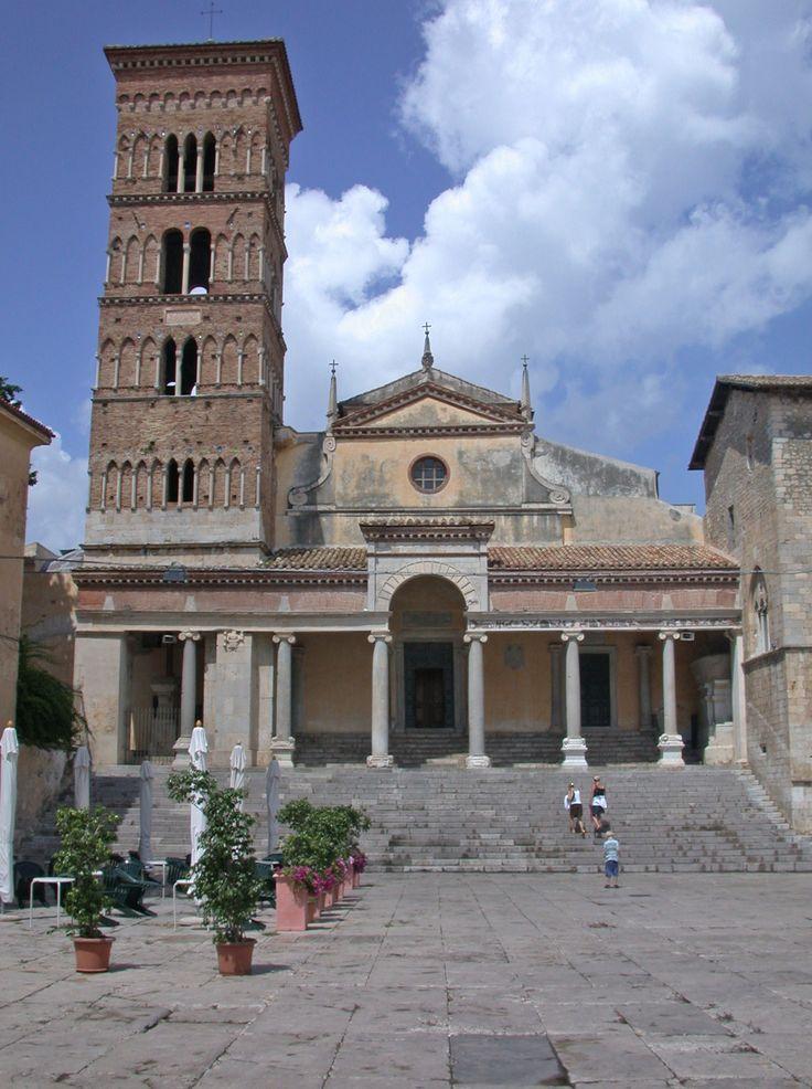 Terracina Italy  city pictures gallery : Terracina Duomo Latina, Lazio | Italy | Pinterest