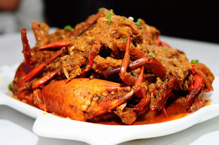 Singapore - Chili-Crab | Ställen jag bott på eller besökt ...