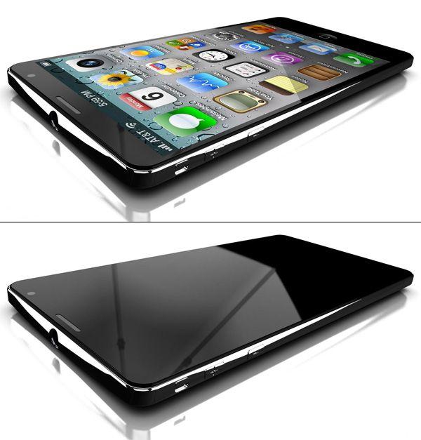 Liquid metal iPhone could look like this (gallery)