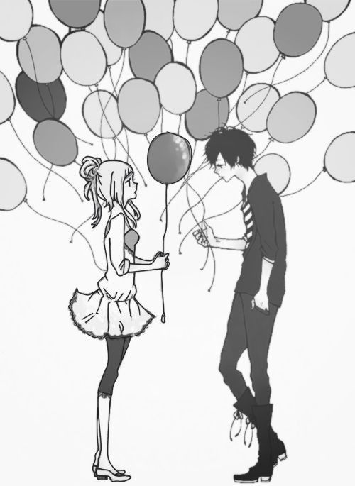 Anime Couple Drawing Ideas More Info