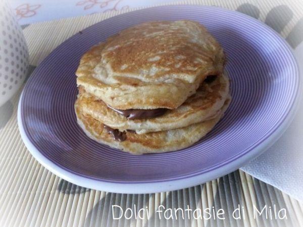 Pancakes | cooking: oggi cucino io | Pinterest