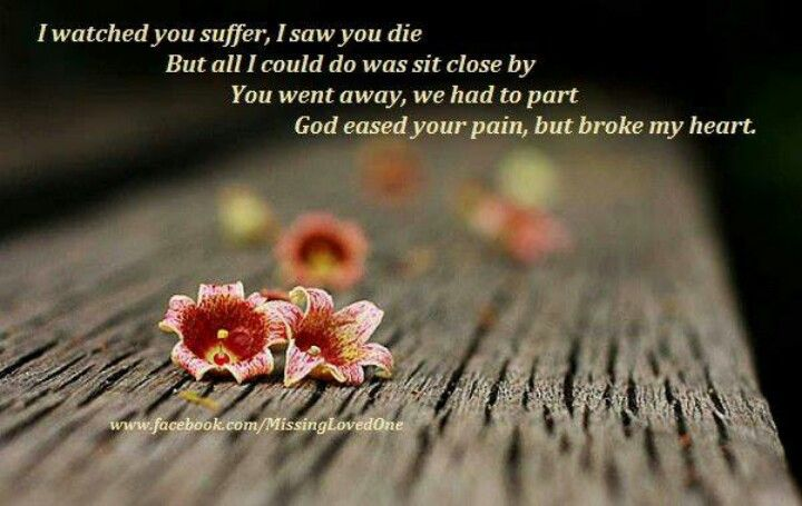 Missing Lost Loved Ones Quotes : From missing loved ones forever in our hearts Pinterest