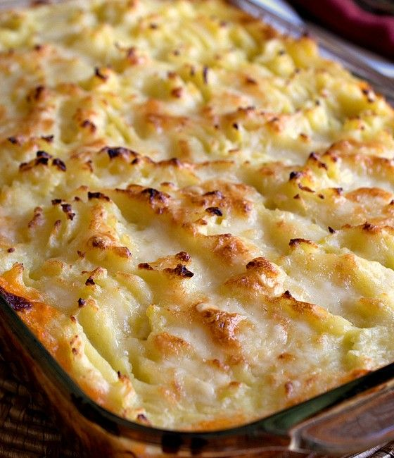Cheddar Topped Shepherd's Pie | Food recipes | Pinterest