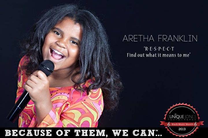 aretha franklin children - photo #26